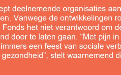 NL Doet (14 maart) – UITGESTELD tot nader order